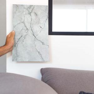 mur-faux-marbre-gris
