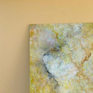 mur-faux-marbre-jaune